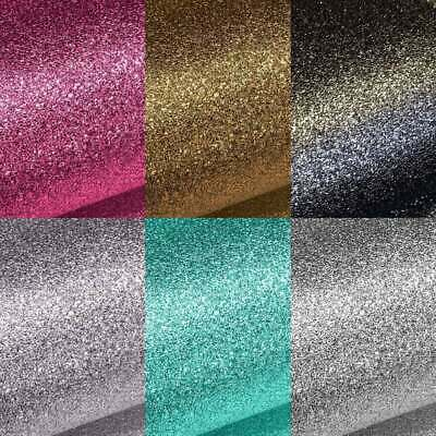 Muriva, Sparkle, Real Glitter Wallpaper, Silver, Black, Gold, Teal, Lilac, Pink
