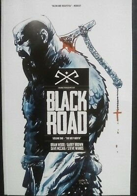 Black Road Vol 1 The Holy North by Brian Wood Tb