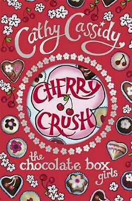 Cherry Crush by Cathy Cassidy (English) Paperback Book Free Shipping!