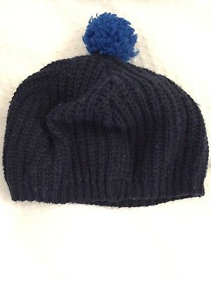 Country Road Boys Knitted  Winter Beanie Pompom