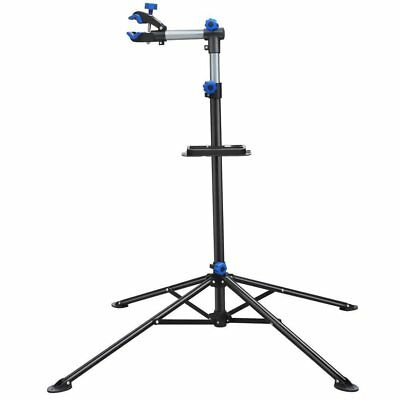 "Yaheetech Pro Bicycle Rack Bike Repair Stand Adjustable Rack 52"" to 75"" w/ Arm"