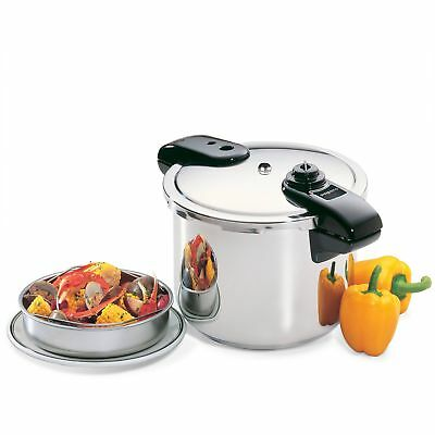 Cooks Essentials Pressure Cooker With Instructions 1299