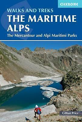 Walks and Treks in the Maritime Alps: The Mercantour and Alpi Marittime Parks by