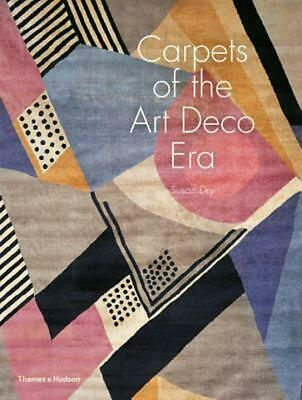Carpets of the Art Deco Era by Susan Day (English) Hardcover Book Free Shipping!