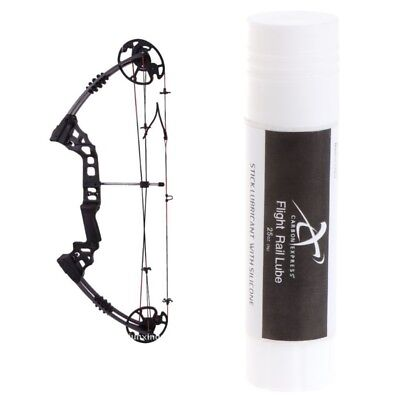 Bow Lube Wax for Archery Compound & Recurve Bow String Prolong Strings Life New