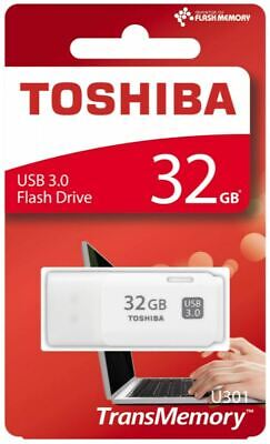 Toshiba 16GB 32GB TransMemory U202 USB 2.0 Flash MEMORY Drive USB Stick Backup