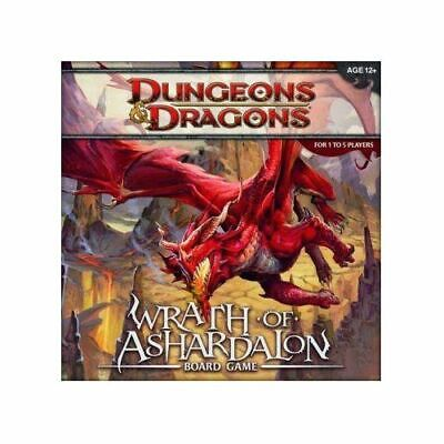 Wrath Of Ashardalon Boardgame - Brand New & Sealed