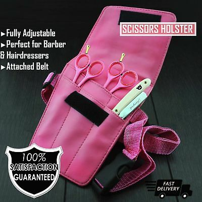 Hairdressing Scissors Tool Belt Scissor Holder Holster / Belt Shears Pouch.