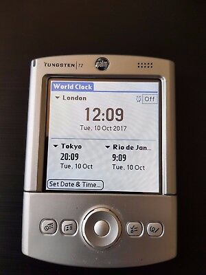 T2 PDA Palm Tungsten & Palm Keyboard With Disc's