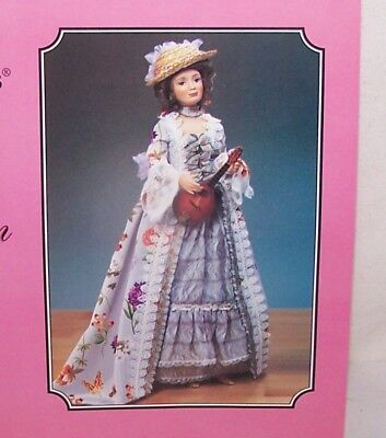 """Paradise Galleries Dolls -17"""" Miss Lilian - Gainsborough Ladies by Kathleen Hill"""