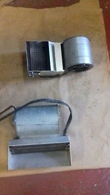 Various Agfa Rapiline Fans and Heaters