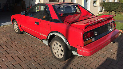 MR2 mk1 for sale or SWAP for Transit Connect