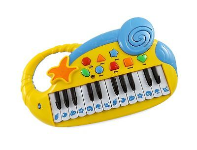 Musical Electronic Keyboard Piano for Kids with Ocean Theme, 24 Keys... . NO TAX