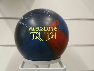 900 Global Absolute Truth Reaktiv Bowling Ball 16 lbs gebraucht Top Zustand