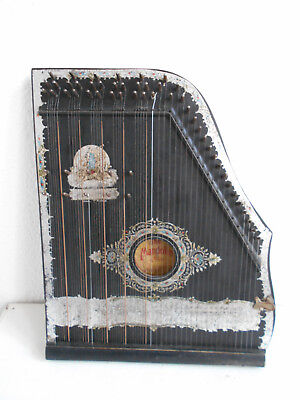 Zither, Made in Saxony, The Mandolin Harp
