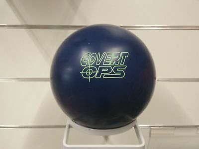 900 Global Covert Ops Reaktiv Bowling Ball 16 lbs gebraucht Top Zustand
