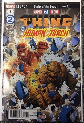 Marvel 2 In One #1 (2018)