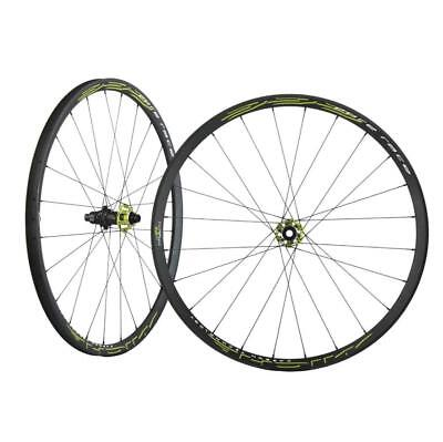 Mvtek Full Wheels Bike 28 Aluminium Aluminium Black Pair Radsport Fahrradteile & -komponenten