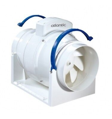Extracteur d'air permanent en conduits Atlantic VCM EASY 3V