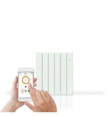 Radiateur Bellagio 750W Smart Ecocontrol Horizontal Noirot 00N1682Sefs