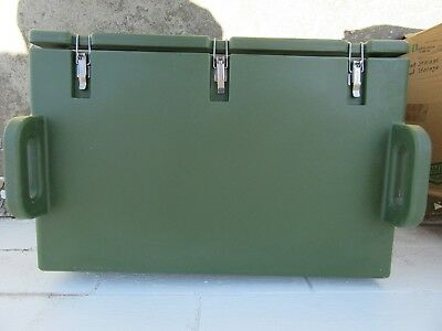 Military Cambro Camcarrier Side Loader Food Carrier 200MPC