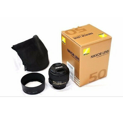 Nikon AF-S NIKKOR 50mm f/1.4G Lens + Ship From EU