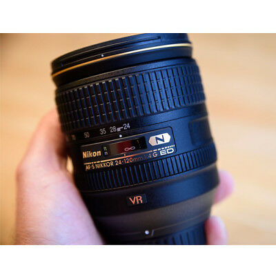 Nikon AF-S NIKKOR 24-120mm f/4G ED VR Lens Ship From EU