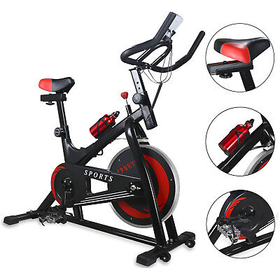 Exercise Spin Bike Home Gym Bicycle Cycling Cardio Fitness Training Indoor Sport