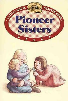Pioneer Sisters by Laura Ingalls Wilder (English) Paperback Book Free Shipping!