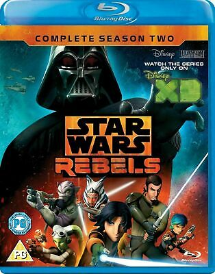 Star Wars Rebels: Complete Season 2 [Blu-ray] New & Factory Sealed!!