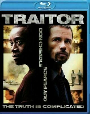 Traitor [Blu-ray] New & Factory Sealed!!