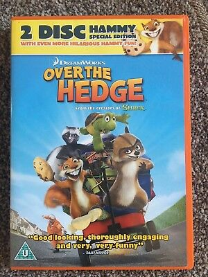 Dreamworks - Over The Hedge DVD (UK) 2 DISC SPECIAL EDITION