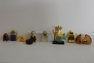 LEGO Minifigures Series 7 - 8831 Pick Your Own - Complete & Parts