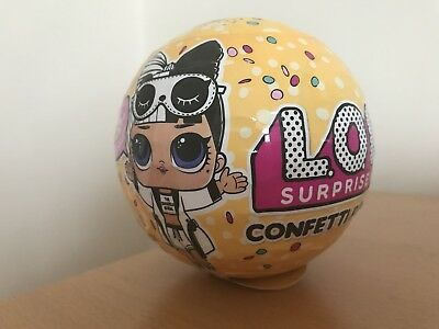 LOL Surprise Series 3 Wave 2 Confetti Pop - New Sealed