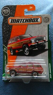 matchbox 2018 jeep wagoneer 65 anniversary 88 125 neu ovp. Black Bedroom Furniture Sets. Home Design Ideas