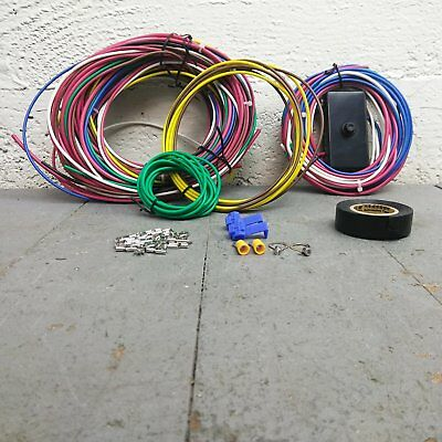 VW DUNE BUGGY Wiring harness!