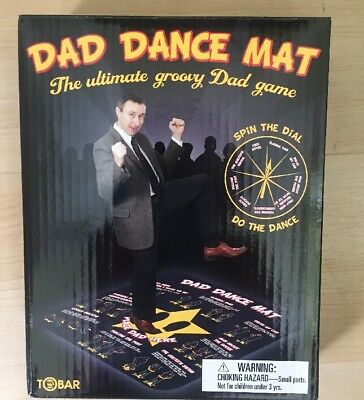 Dad Dance Mat - The Ultimate Groovy Dad Game New