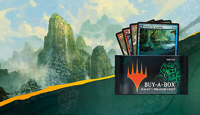 Ixalan Buy-A-Box Treasure Chest Booster FACTORY SEALED NEW