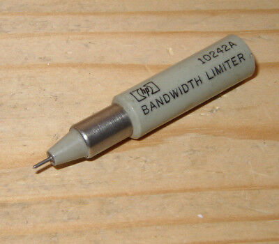 HP 10242A Bandwidth Limiter 6pF, 27 MHz - suits HP 1120 active test probe