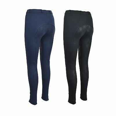 Ladies Horse Riding Women Jodhpurs FULL SEAT SILICON Grip Sticky Jodphurs