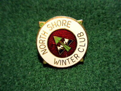 Vintage North Shore Vancouver Winter Club