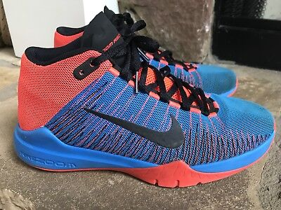 Size Hi Top Basketball Youth Shoes Zoom Ascention Sneakers Nike 7 Boys  8E1qHw dccebc308285