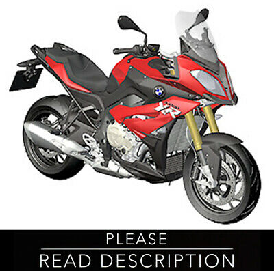 BMW S1000XR Service Workshop Repair Manual 2014 2015 2016 2017 K49 S 1000 XR