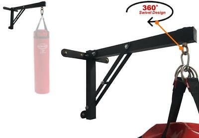 Wall Mounted Boxing Rack TH3.0
