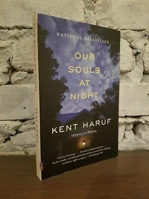 Our Souls At Night Vintage Contemporaries Paperback By Kent Haruf