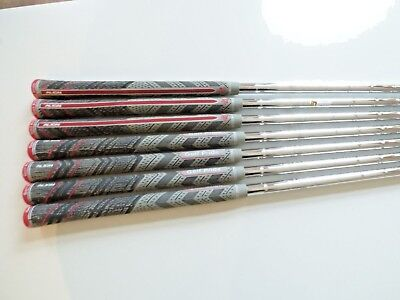 Nippon NS Pro 950GH shafts (4-P) with new MCC Align grips - Free Post # 1249