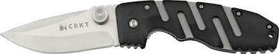 Columbia River CRKT 6803SZ Zytel Ryan Model 7 Linerlock Folding Pocket Knife
