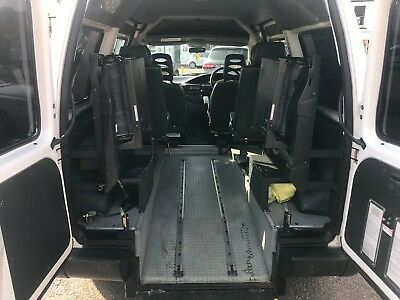Citroen Dispatch WHEELCHAIR ACCESSIBLE  mobility disabled access ramp wav