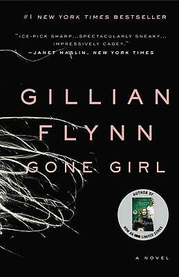 Gone Girl by Gillian Flynn (English) Paperback Book Free Shipping!