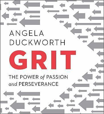Grit: The Power of Passion and Perseverance (CD)